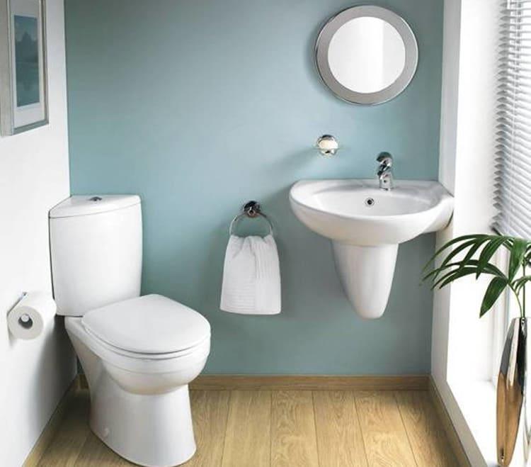 100 идей — как оформить дизайн туалета чтобы не пожалеть