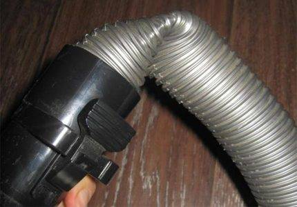 Как починить телескопическую трубку пылесоса - инженер пто
