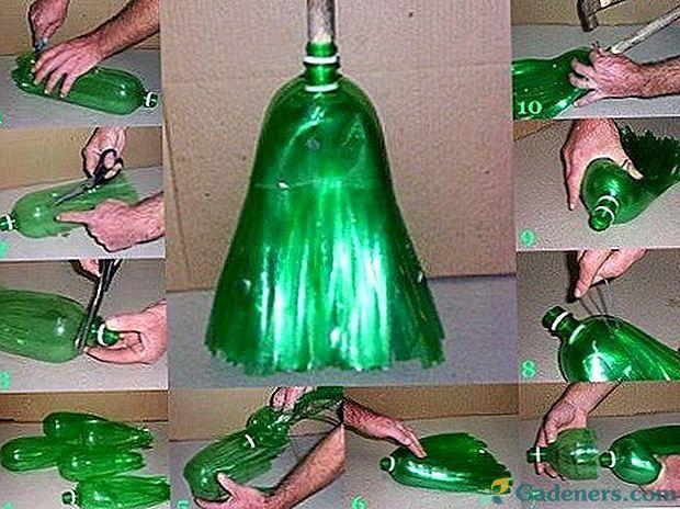 Переработка пластика в домашних условиях: утилизация пластиковых бутылок