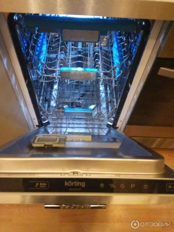 Посудомоечная машина korting kdi 45165 - посудомоечные машины