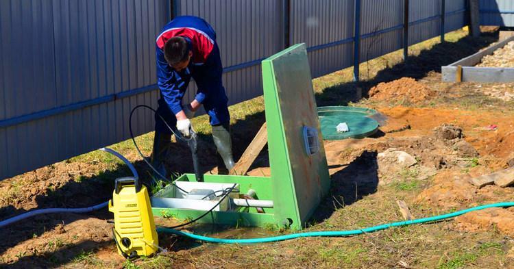Септик топас обслуживание - все о канализации
