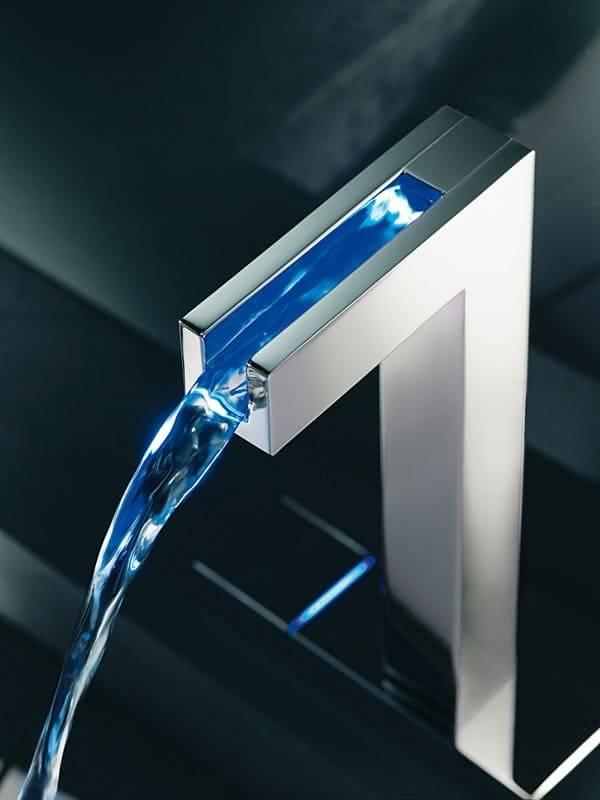 Каскадный смеситель водопад: устройство, плюсы и минусы + обзор лучших производителей
