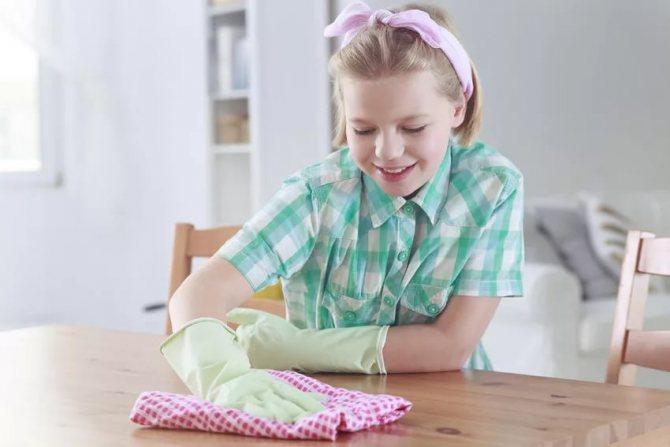 Почему нельзя мыть полы вечером и убираться: народные приметы и толкования