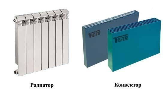 Чем отличается конвектор от обогревателя - лучшее отопление
