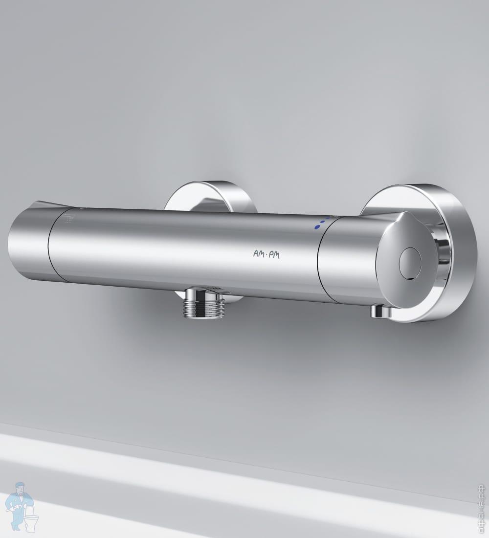 Смеситель с термостатом: устройство и принцип работы