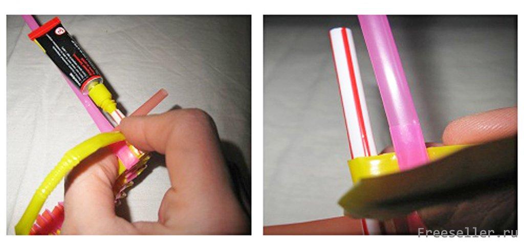 Как накрутить волосы на трубочки для коктейля - пошаговая инструкция с фото по завивке кудряшек на короткие, средние и длинные локоны