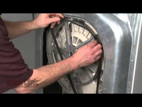 Ремень для стиральной машины: как заменить? почему слетает с барабана машинки? как правильно натянуть деталь?