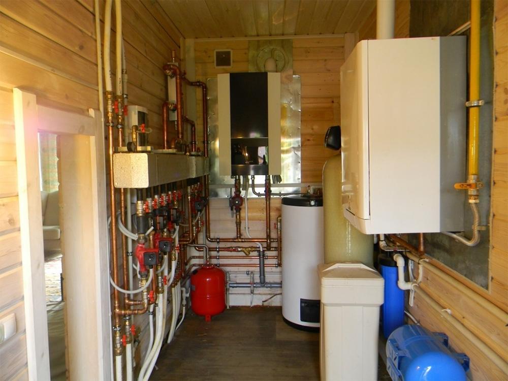 Выбираем систему отопления для коттеджа: как лучше обогревать свое жилище?