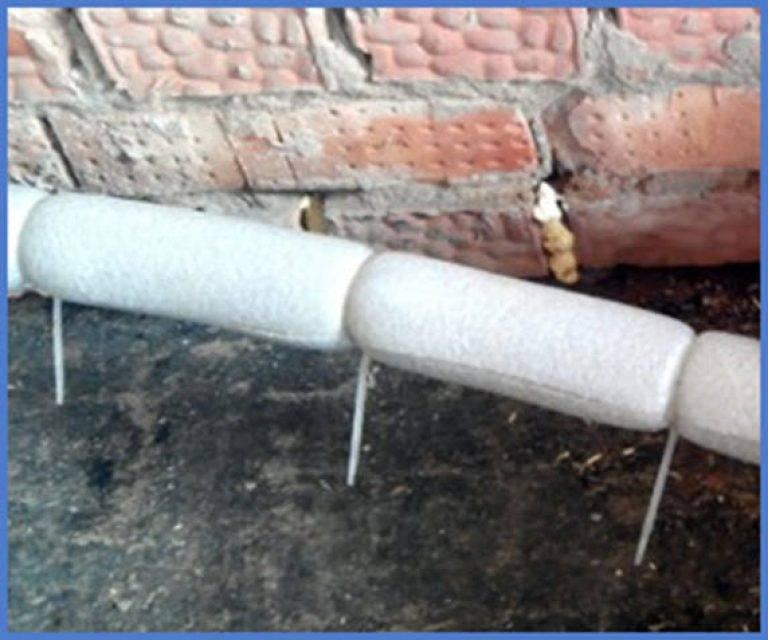 Преимущества применения фольгированного утеплителя для труб отопления – теория и проверенная практика