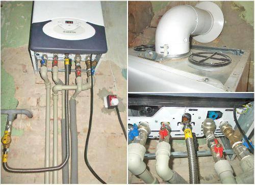 Неисправности газовых котлов ariston и инструкции по их устранению «  котлы отопления от компании kotel pro
