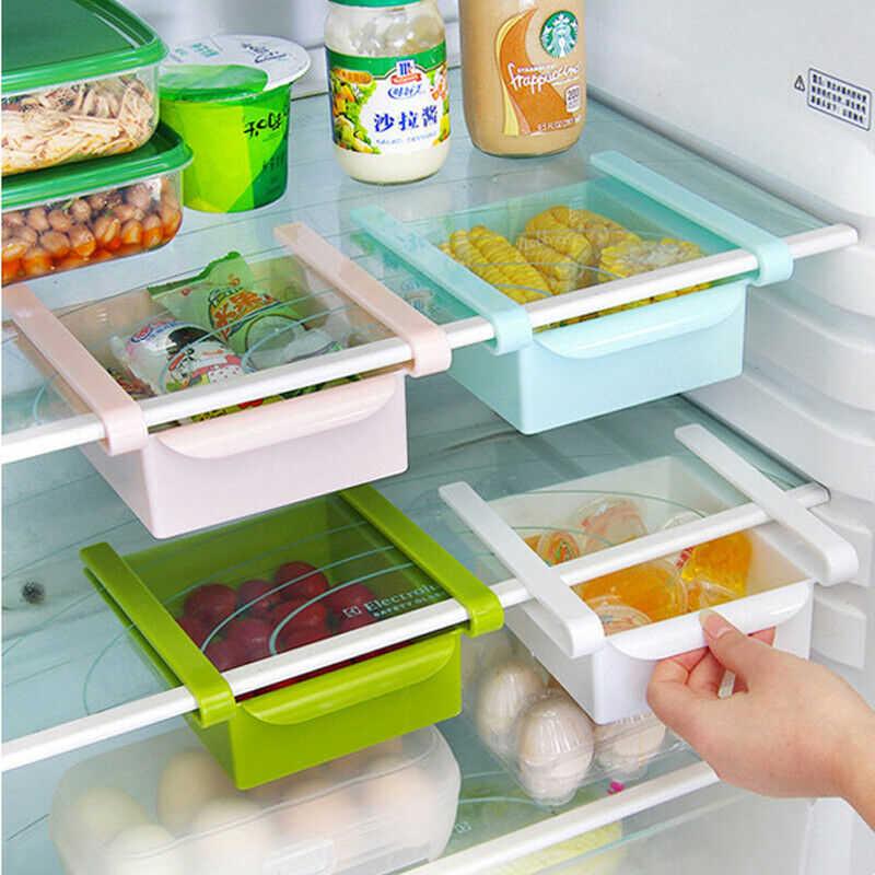 Полка на колесиках для кухни своими руками. выдвижная мини-кладовая за холодильником своими руками