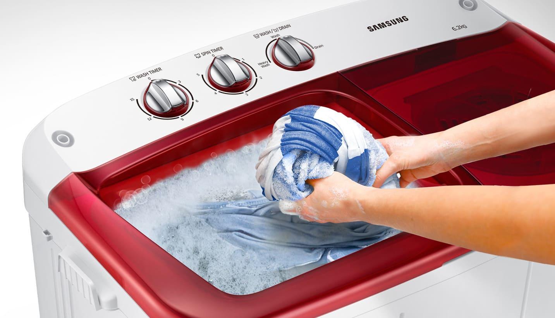 Рейтинг топ-10 полуавтоматических стиральных машин по отзывам покупателей
