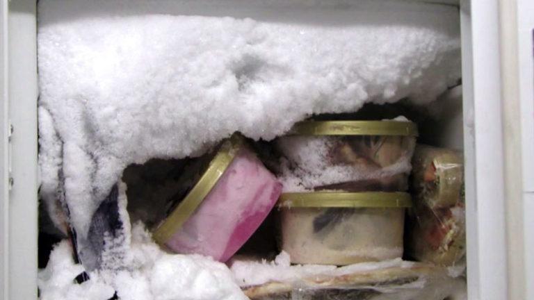 как разморозить холодильник горячей водой, теплого воздуха и другими средствами: видео и фото