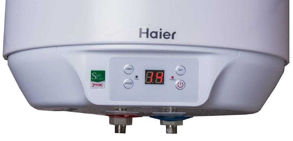 Накопительные водонагреватели haier: отзывы