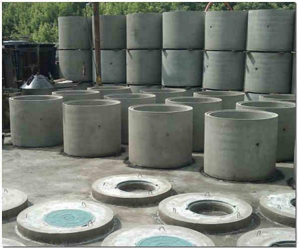 Бетонные кольца для канализации: виды, технология производства, маркировка + лучшие производители