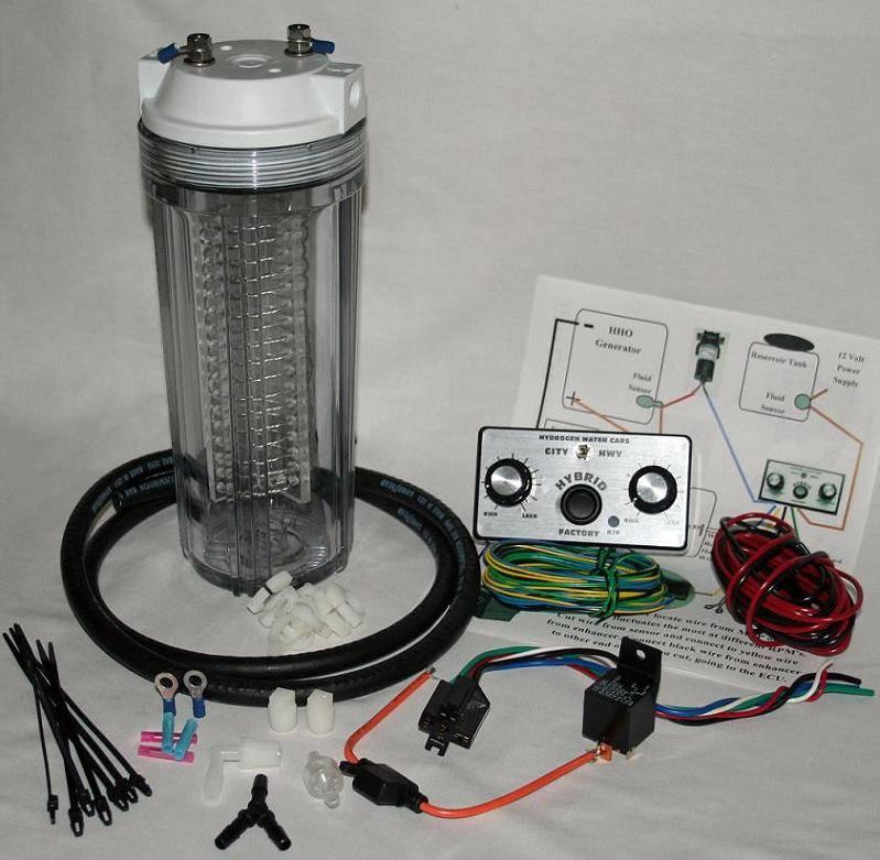 Водородный генератор: конструкция, изготовление электролизера своими руками для автомобиля и дома
