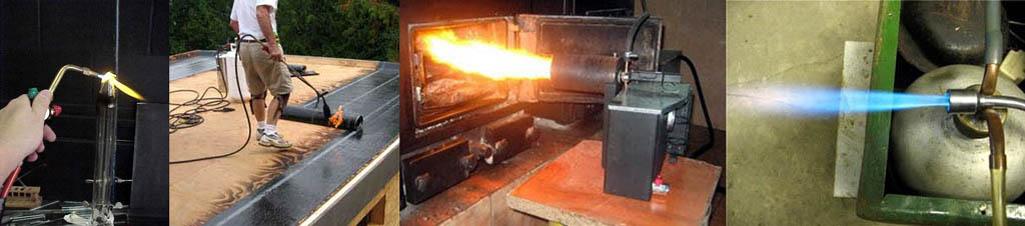 Газовая горелка своими руками: как сделать самодельное устройство для газового балона