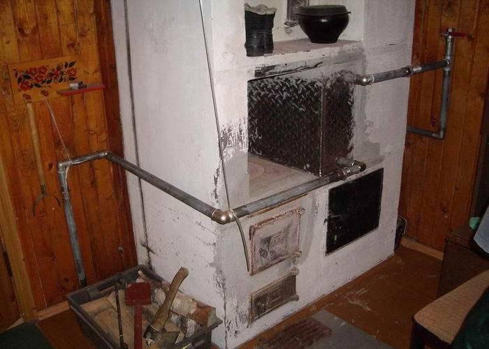 Делаем дровяное отопление дома своими руками: обзор схем, колов, преимущества и недостатки каждой системы