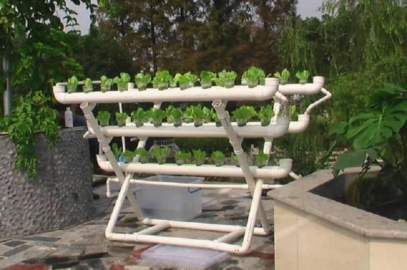 Поделки из полипропиленовых труб: этот умелец смог решить проблему многих при помощи всего 13 пвх-труб! | красивый дом и сад