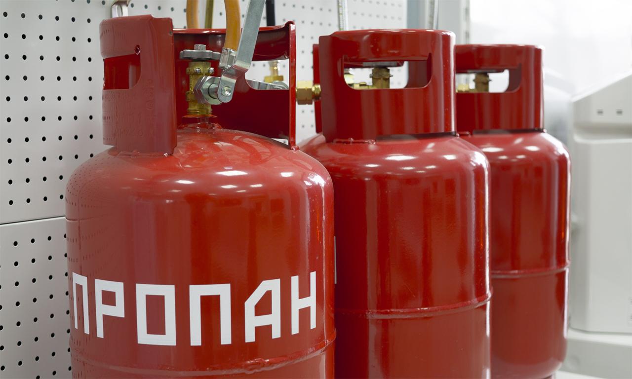 Хранение газа: особенности, правила, обеспечение безопасности