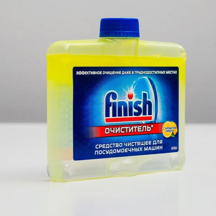 Топ-5 средств для чистки посудомоечных машин - точка j