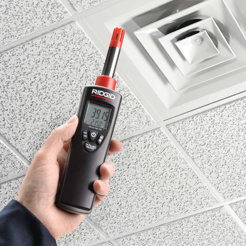 Как измерить влажность воздуха вквартире: приборы для определения уровня влаги