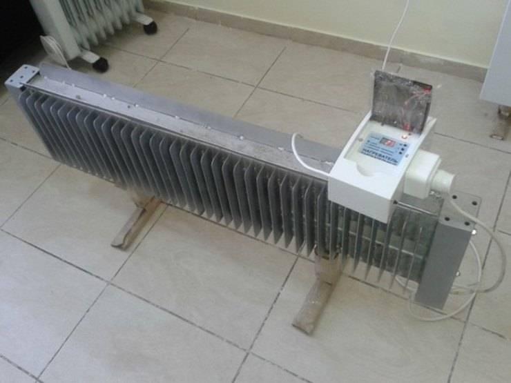 Парокапельные обогреватели - плюсы, минусы, цена на нагреватели парокапельного типа