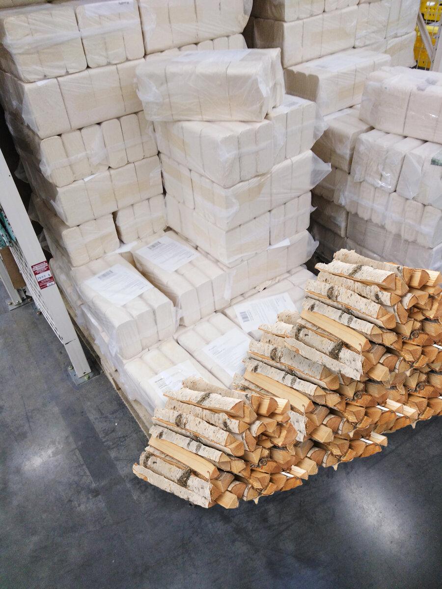 Что выбрать — топливные брикеты или дрова: плюсы и минусы, стоимость, что лучше