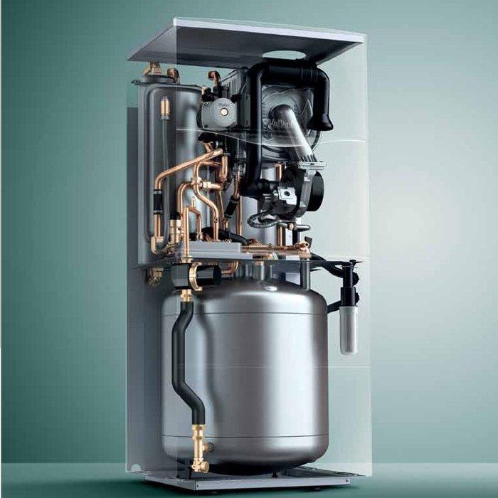 Котлы газовые с бойлером - лучшее отопление