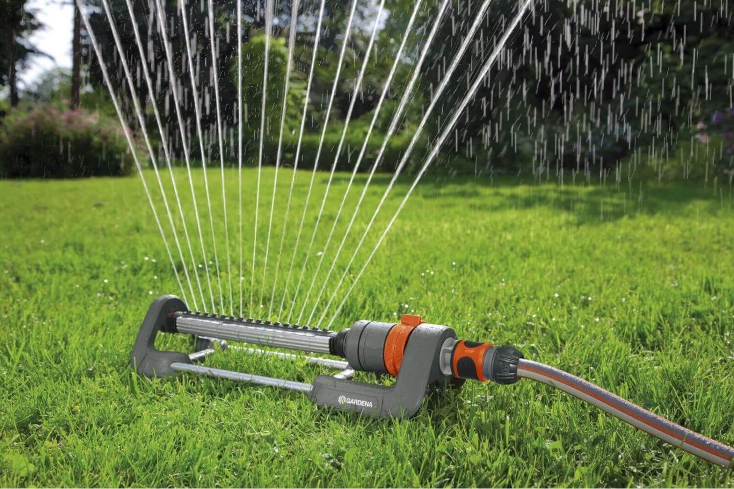 Виды и выбор насоса для полива огорода