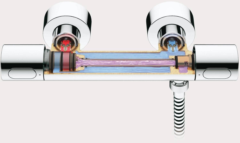 Термостатический смеситель (84 фото): что это такое, как выбрать модель с термостатом для ванны, как работает терморегулятор и как почистить кран, отзывы
