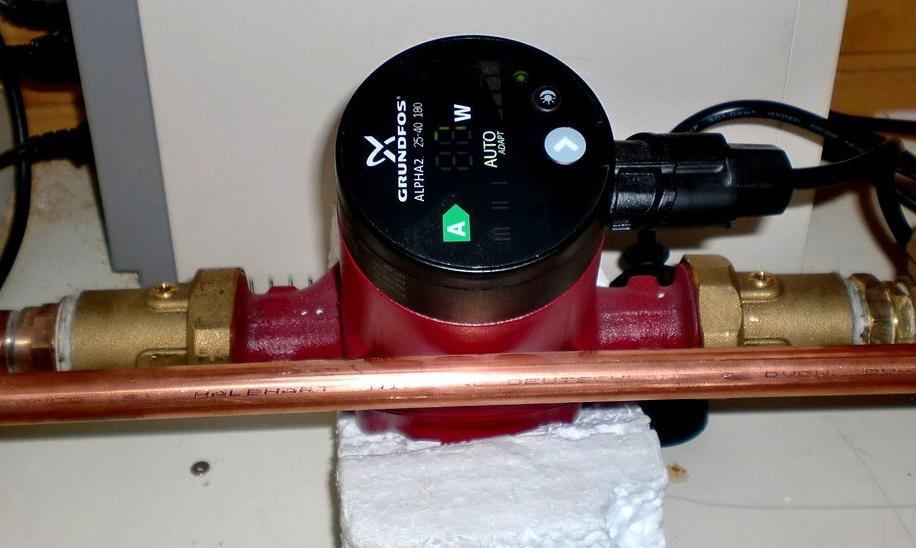 Как выбрать циркуляционный насос для отопления дома
