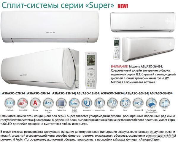 Топ-10 сплит-систем general climate: обзор лучших моделей бренда + советы по выбору