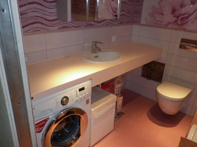 Раковины для ванной со столешницей: особенности выбора