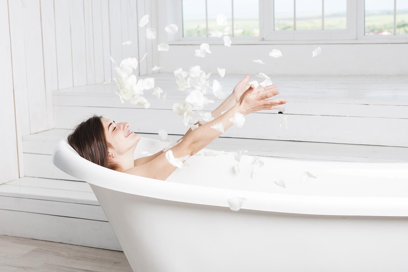 Ванна при беременности: принимать или не принимать?