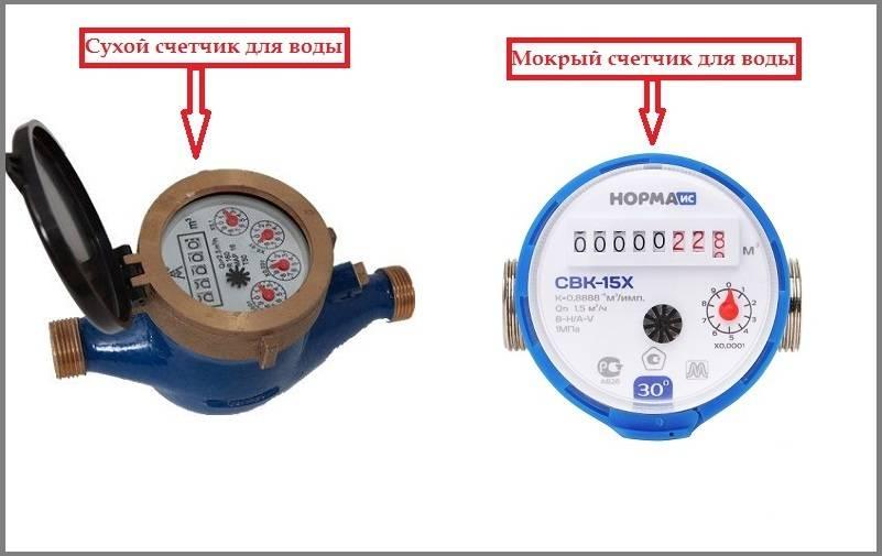 Почему счётчики воды или электроэнергии крутятся в обратную сторону