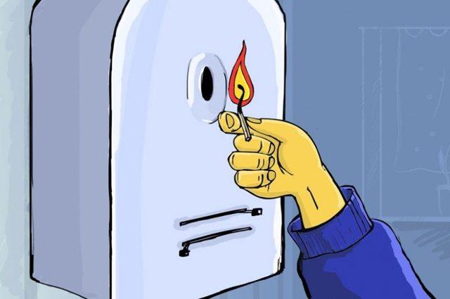 Не зажигается газовая колонка - основные причины неисправности