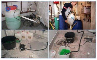 От пустых труб толку нет: чем и как заполнить систему отопления в частном доме?