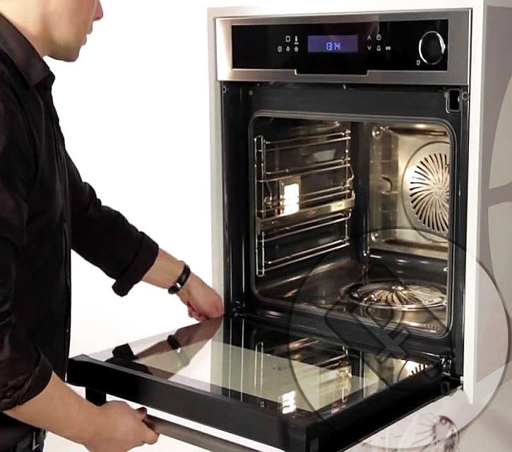 Что делать, если не работает духовой шкаф и не включается горелка?