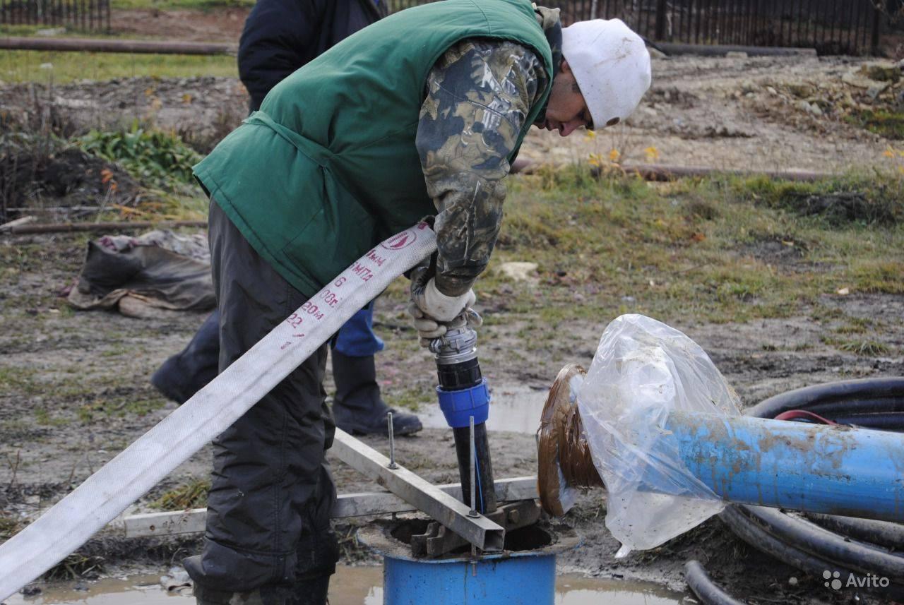 Как почистить канализационный колодец в частном доме