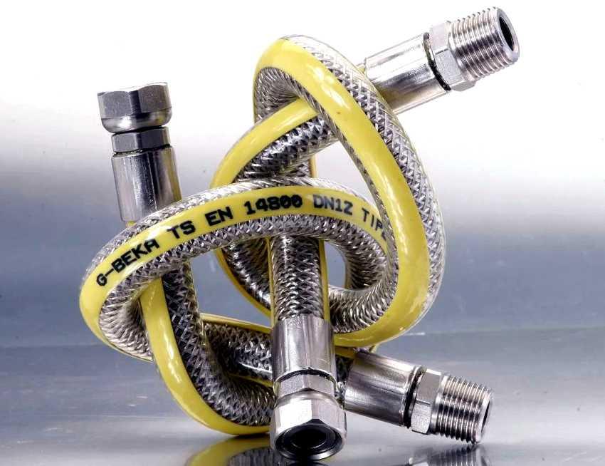 Газовые шланги: виды шлангов для газа + как выбрать лучший - точка j