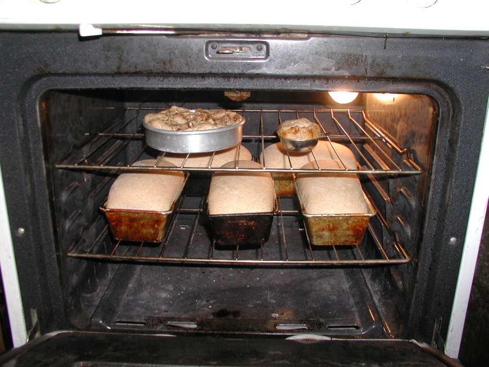 Пригорает низ выпечки в газовой духовке – что делать?