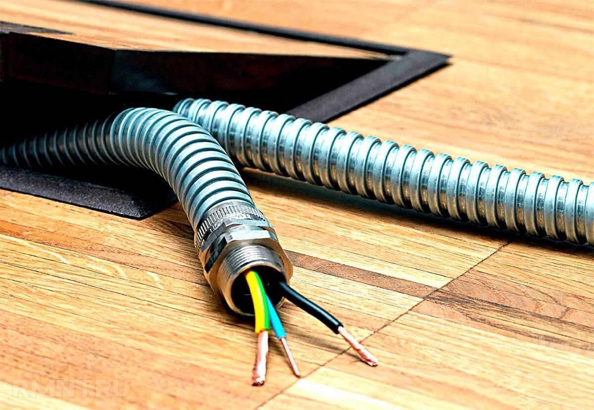Гофра для проводов и кабеля: секреты правильного выбора