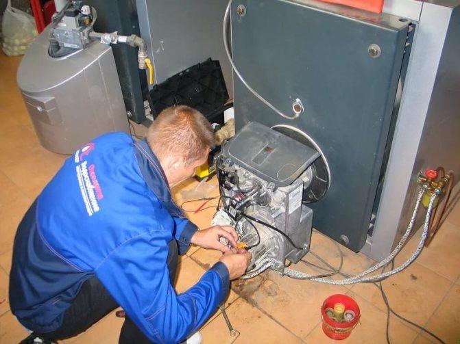 Техническое обслуживание газовых котлов: текущий сервис и капитальный ремонт
