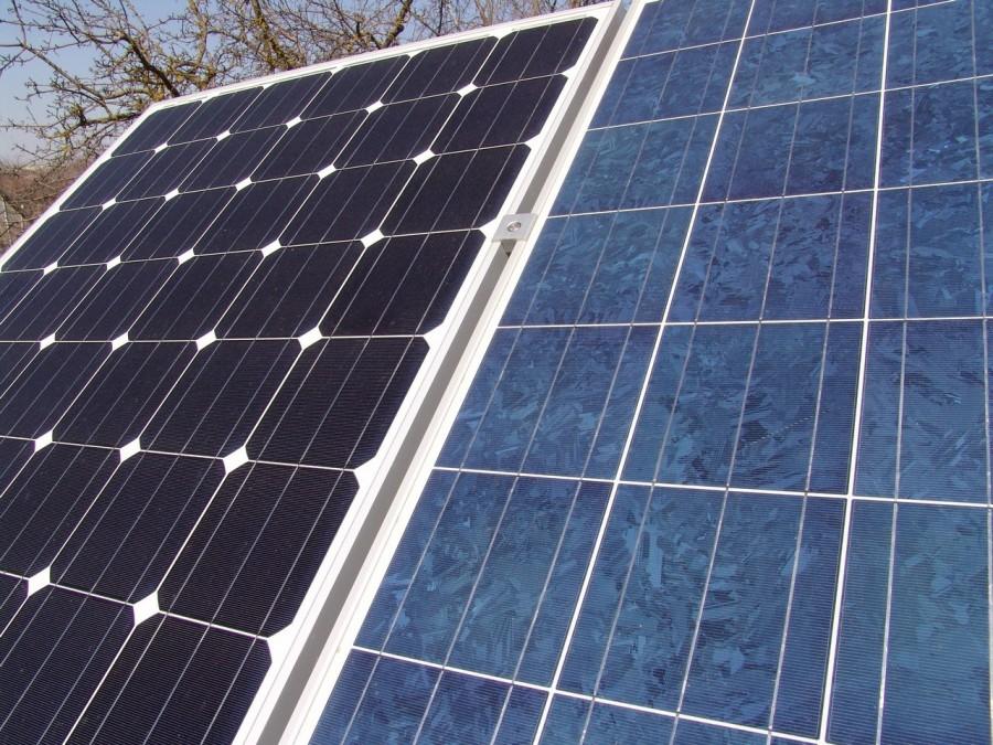 Сравнительный обзор различных видов солнечных батарей - точка j