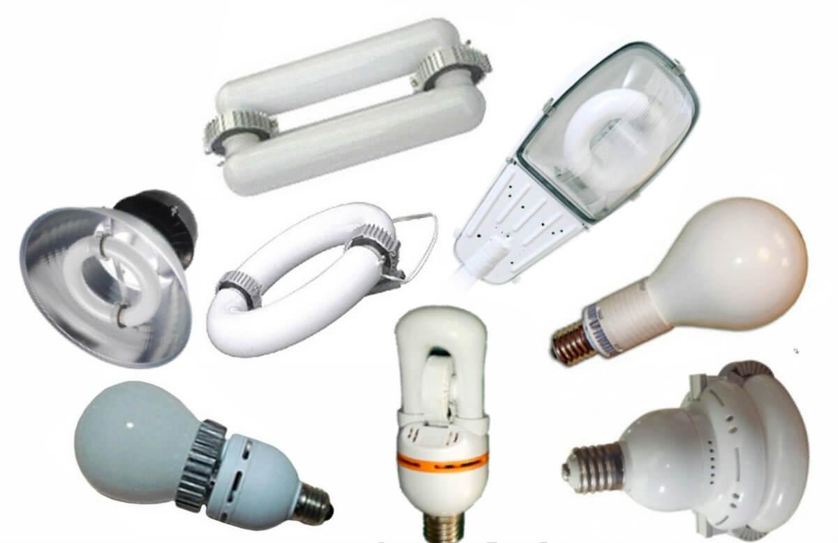 Индукционные лампы: устройство, виды, сфера применения + правила выбора