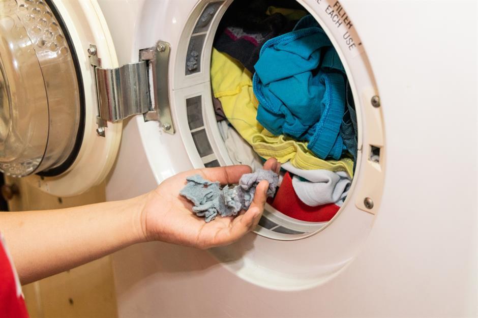 5 наиболее распространенных ошибок при стирке в стиральной машине