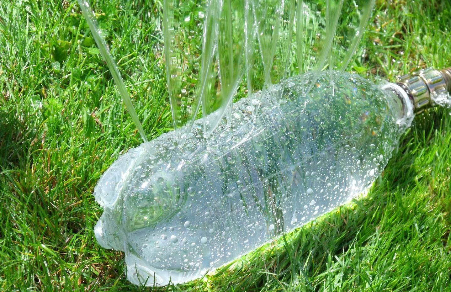 Как утилизировать пластиковые бутылки - wikihow