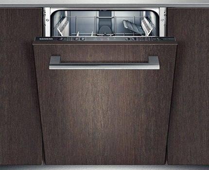 Посудомоечная машина siemens sr64e002ru: установка и характеристики