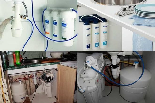 Рейтинг лучших фильтров воды под мойку и как выбрать